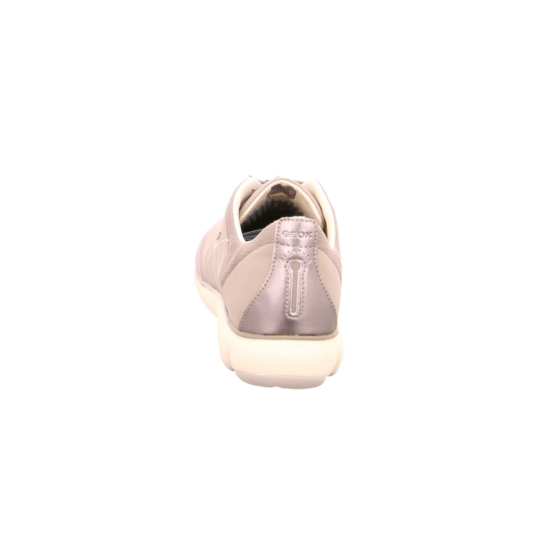 geox damen sneaker d621ec01122c1010 grau neu ebay. Black Bedroom Furniture Sets. Home Design Ideas