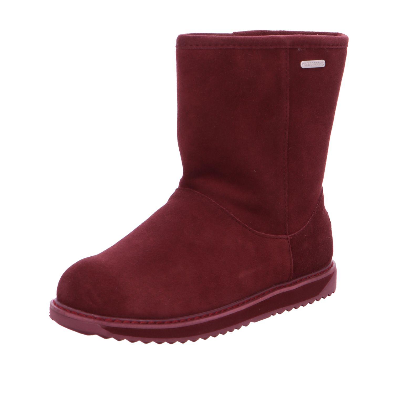 EMU Australia GmbH Damen Stiefel / Stiefeletten W11590 Paterson Classic Lo rot