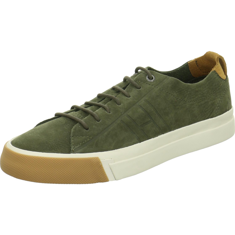 Tommy Hilfiger Herren Sneaker FM0FM01215 grün NEU