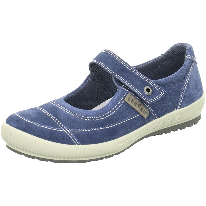 legero Damen Schuhe/Mädchen 6-00822 blau NEU