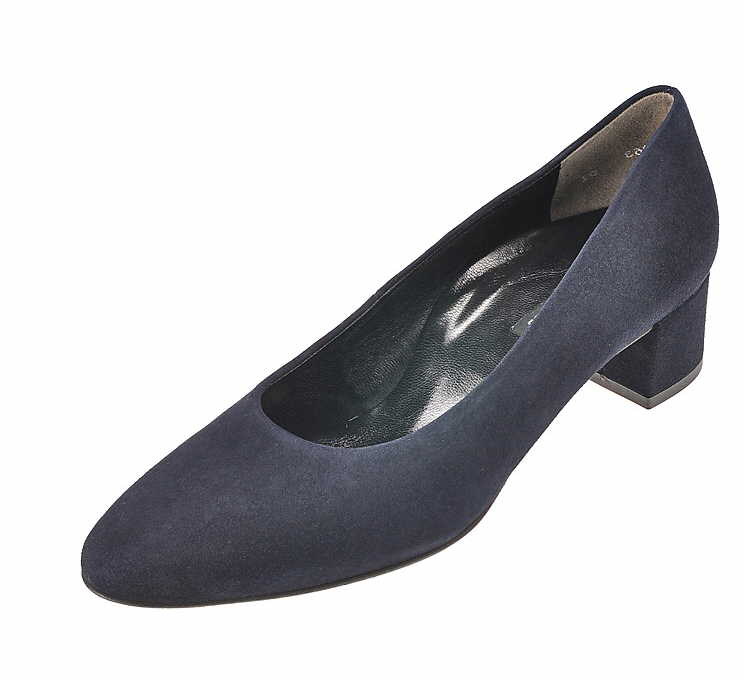 e4936581ce9a61 Paul Green Damen Pumps 3449-008 blau NEU
