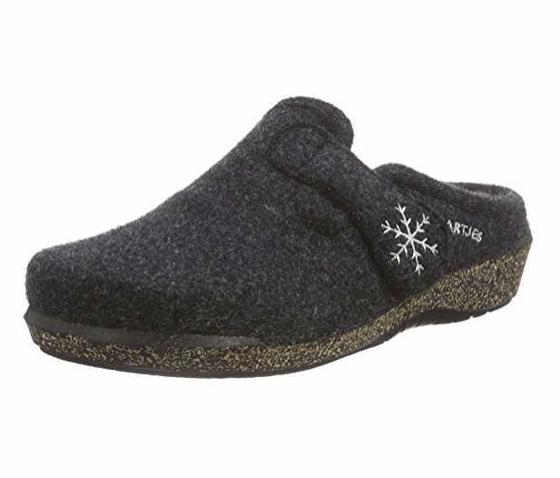 Hartjes Kinder Sandalen   Pantoletten 86924-1,01 schwarz NEU