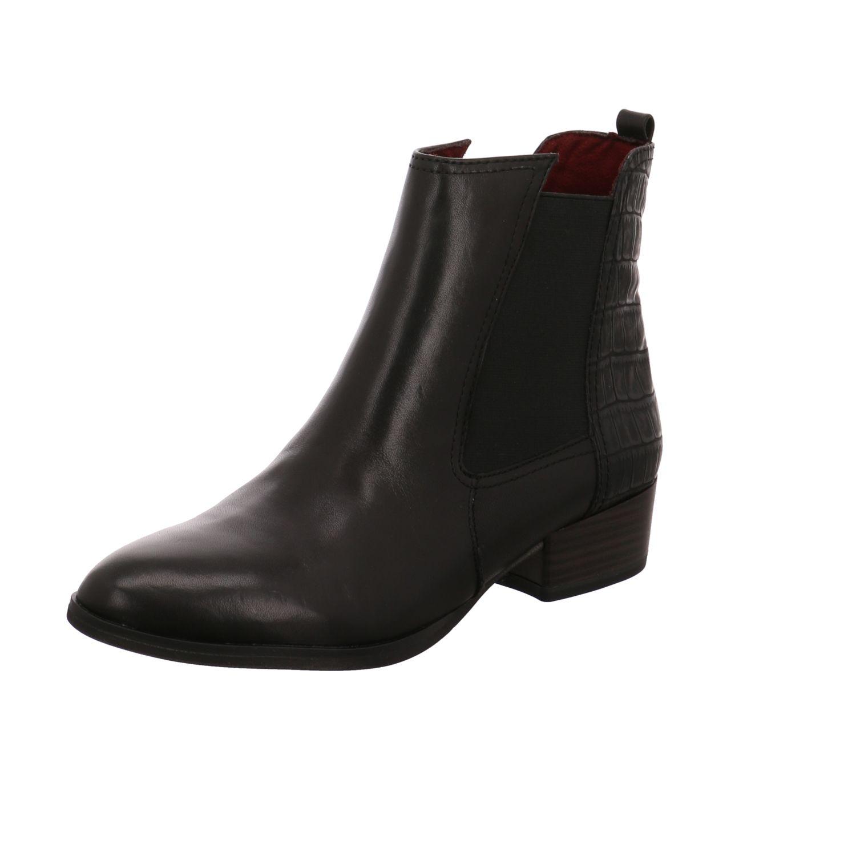 Tamaris Damen Stiefel   Stiefeletten 25387 001 schwarz NEU