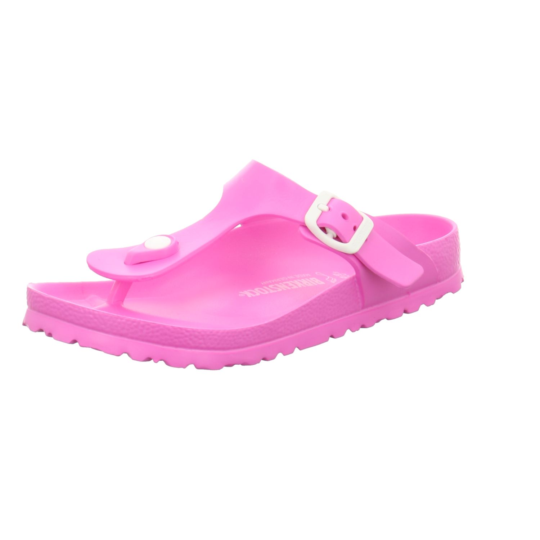 BIRKENSTOCK DAMEN SANDALEN Pantoletten 128341 pink NEU