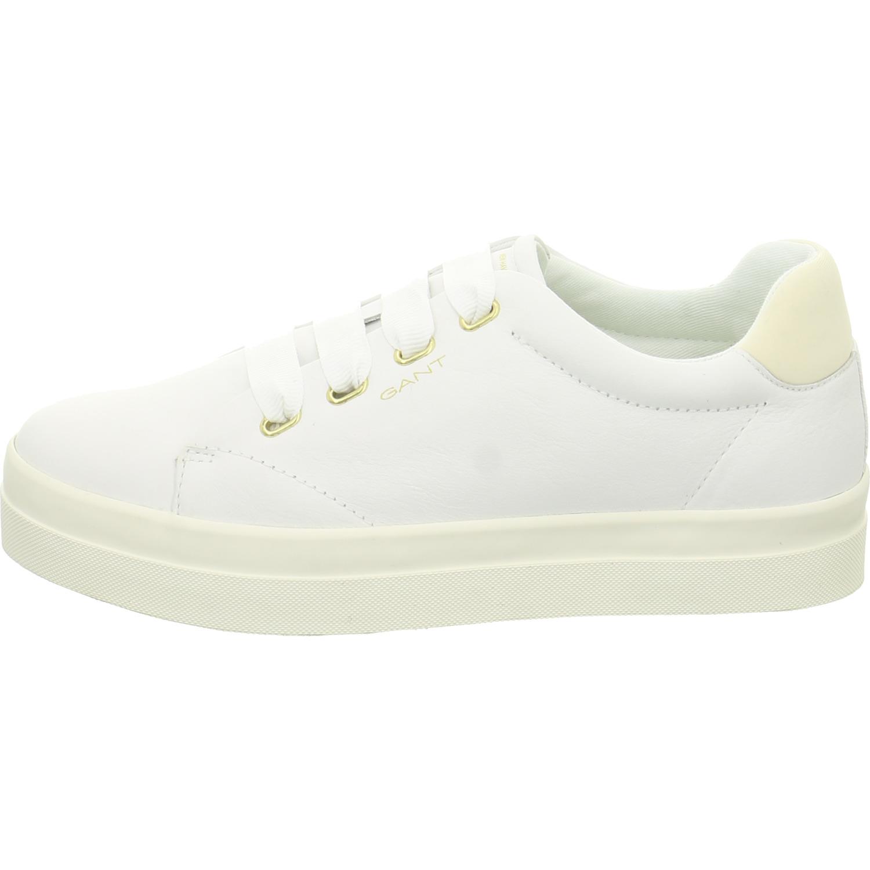 faeff082a89e84 Gant Damen Sneaker 16531440-g290 weiß NEU