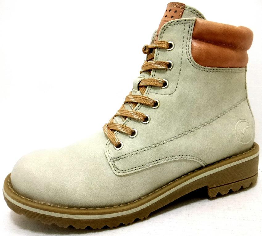 Marco Tozzi Damen Stiefel Stiefeletten 2 2 26230 21 119 weiß
